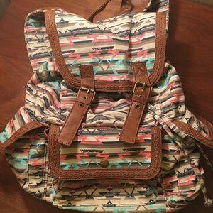 Mudd drawstring backpack